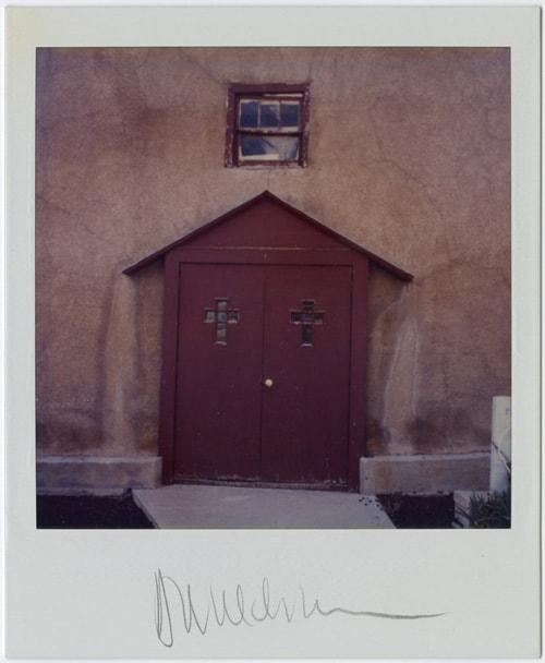 the church at Cordova New Mexico