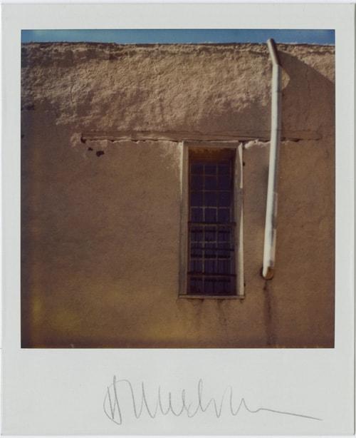Las Trampas - Harold Joe Waldrum SX-70 Polaroid