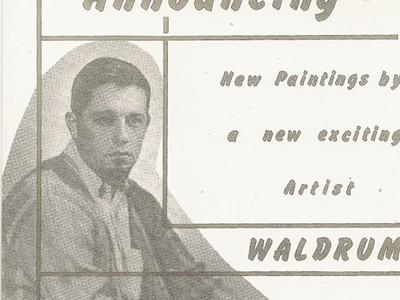 Harold Joe Waldrum at the 7th Red Door