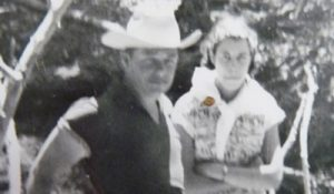 Harold Joe Waldrum & Mary Driver in Ouray