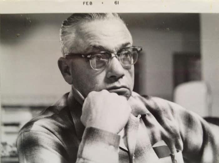 Mib Waldrum, 1961