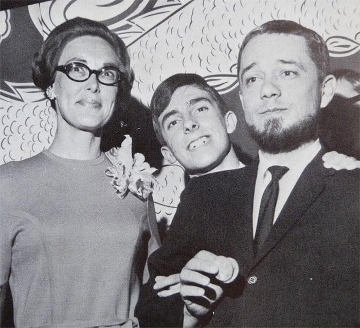 Mrs. O'Connor, Stan Plummer, HaroldJoeWaldrum