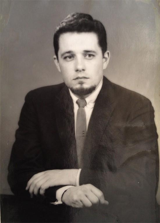 Harold Waldrum in Stafford Kansas