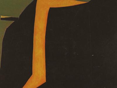 Harold Joe Waldrum show at Tally Richards Gallery, 1982