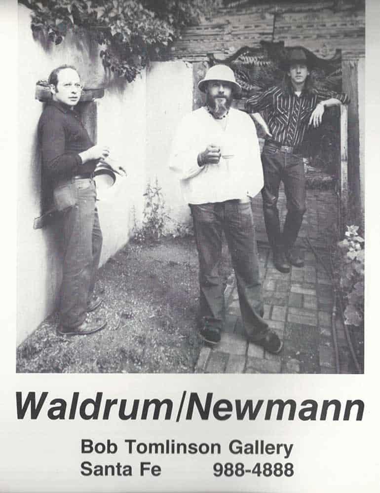 Waldrum / Newmann at Bob Tomlinson Gallery