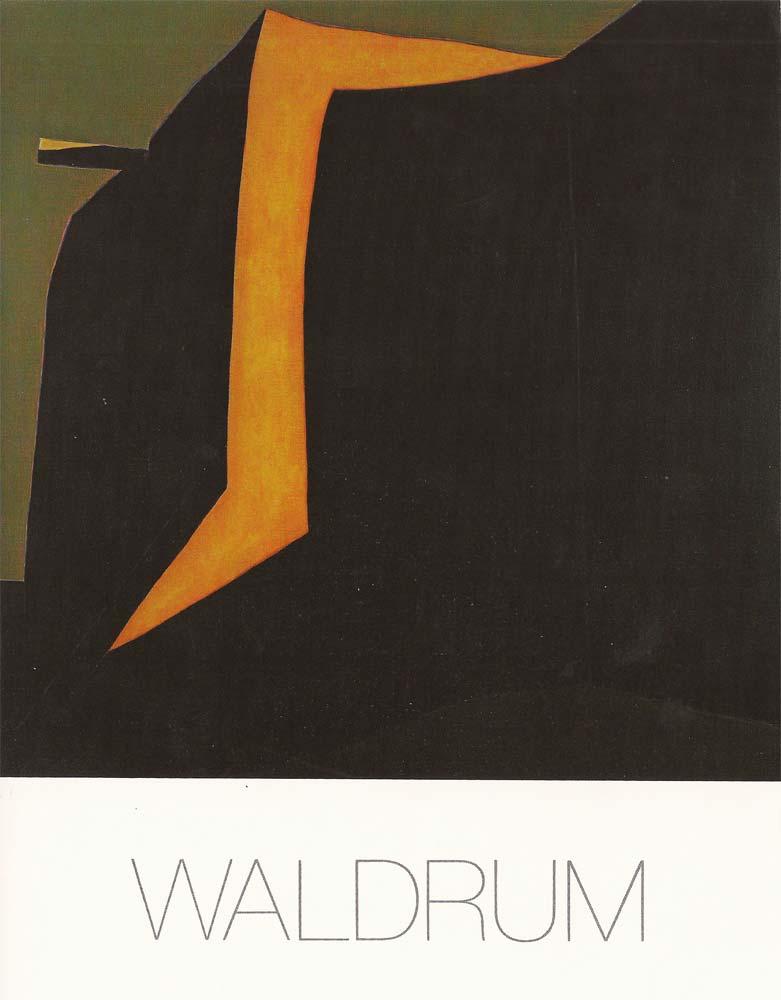 Harold Joe Waldrum at Tally Richards Gallery, Taos NM, 1982