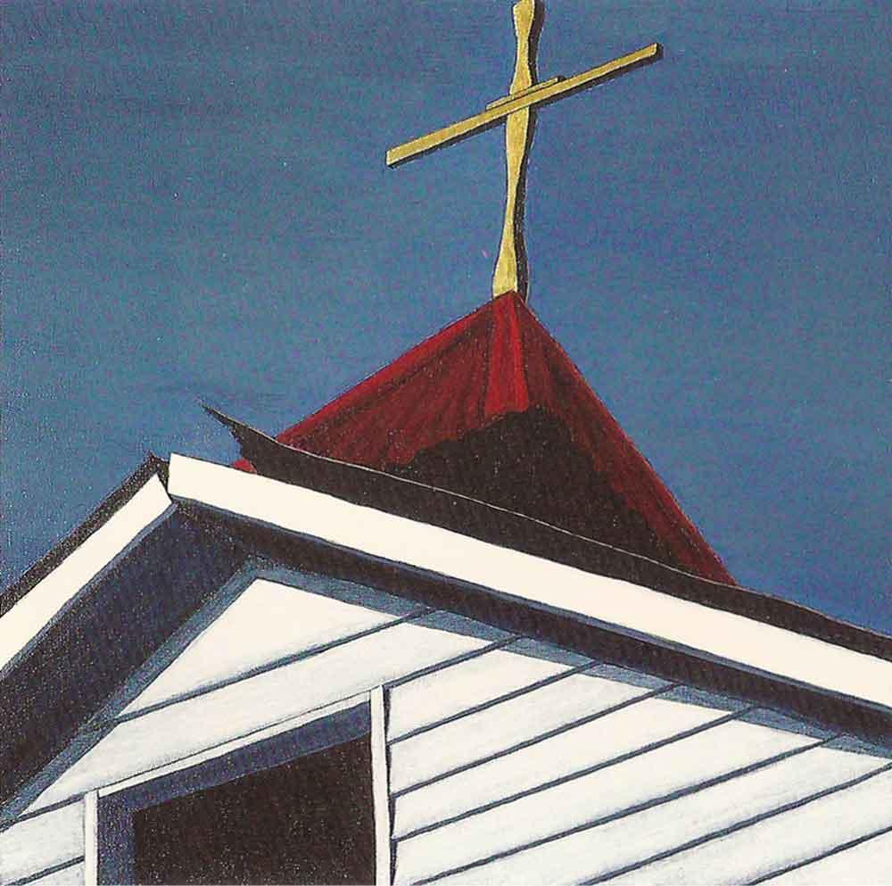 La capilla de sangre de cristo en Cuartalez