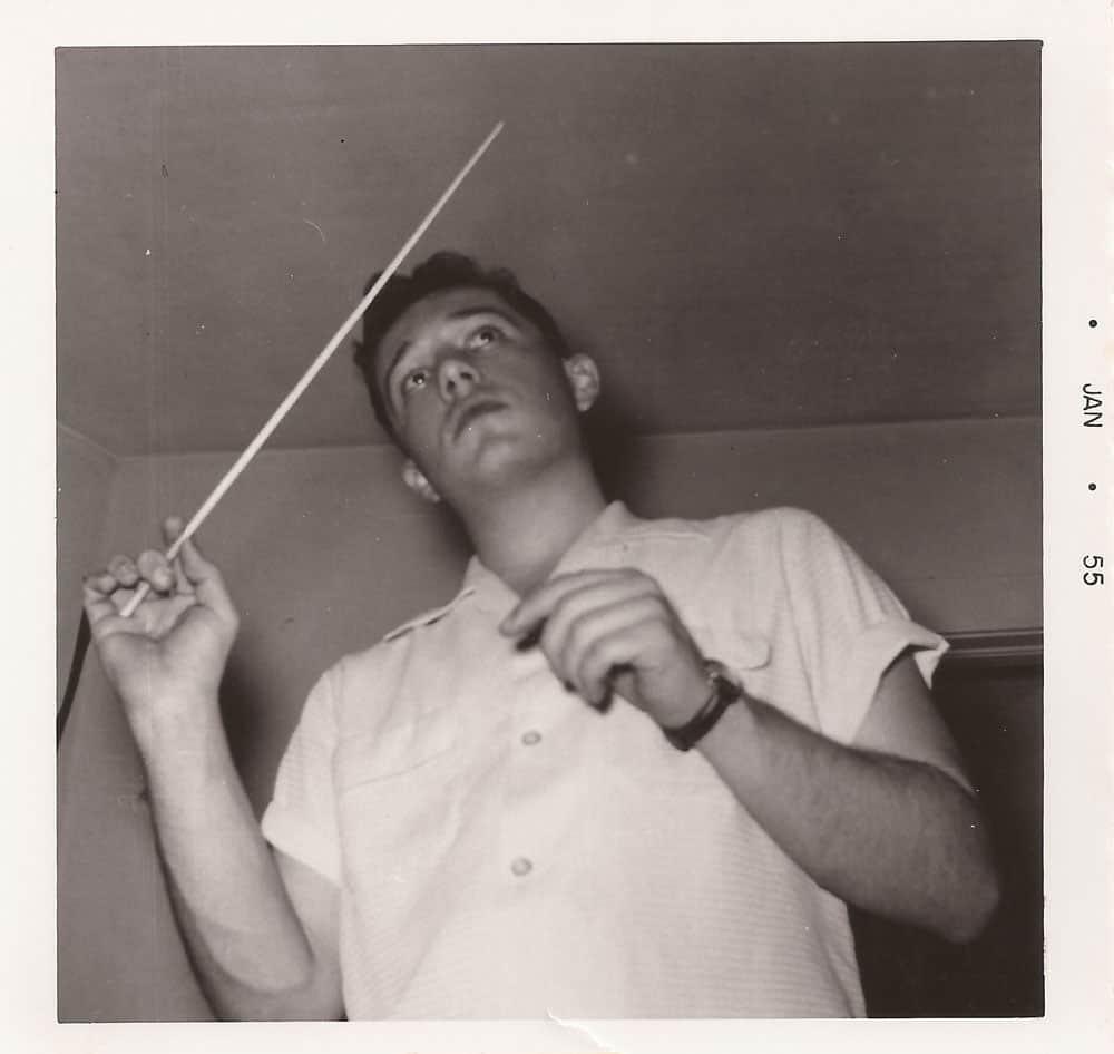 Harold Joe Waldrum directing