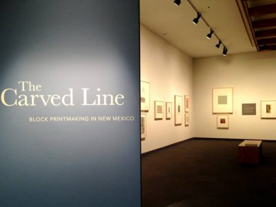 The Carved Line: 2017, Albuquerque Museum of Art