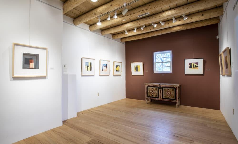 New Mexico Artist Harold Joe Waldrum: Churches & Windows