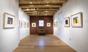 Sombras - Harold Joe Waldrum aquatint etchings at Gerald Peters Gallery