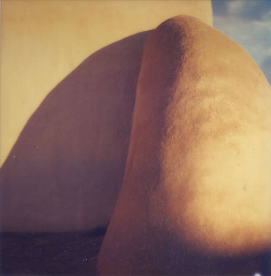 Buttress - Polaroid SX-70 by Harold Joe Waldrum