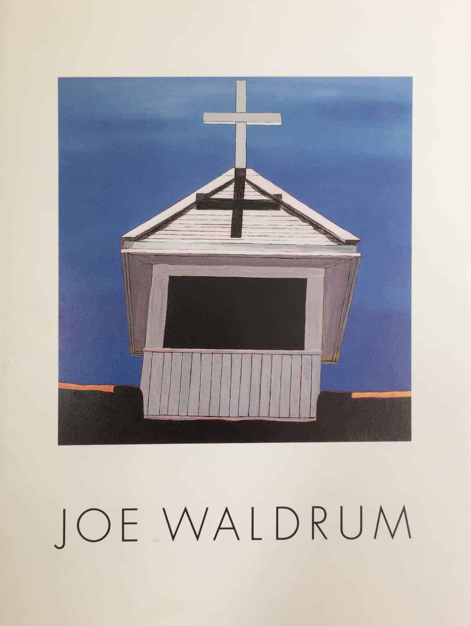 Joe Waldrum at Gerald Peters Gallery